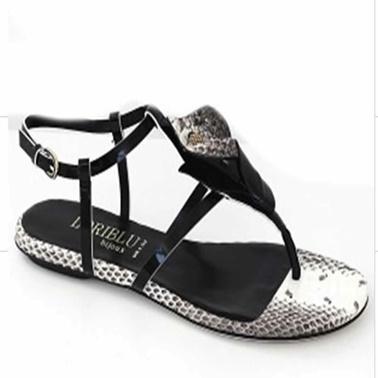 Loriblu Sandalet Siyah